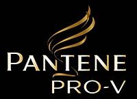 Pantene on black