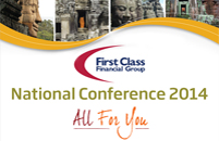First Class Financial Group Conference 2014