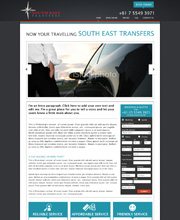 South East Transfers Website