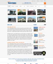 Sheds Galore Website