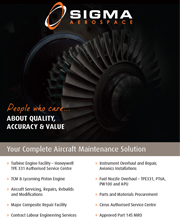 Sigma Aerospace Flyer